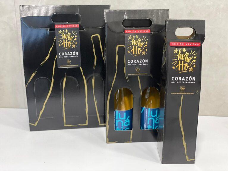 pack vino lunatic