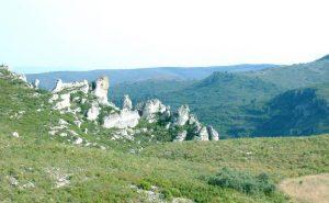 Paisaje - sierra - chiva