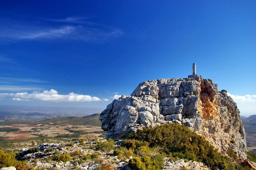 Sierra de chiva – Pico Santa María